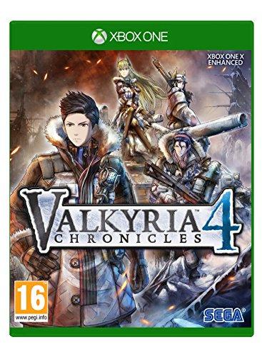 """Sega of America, Inc."" Valkyria Chronicles 4 (Xbox One)"