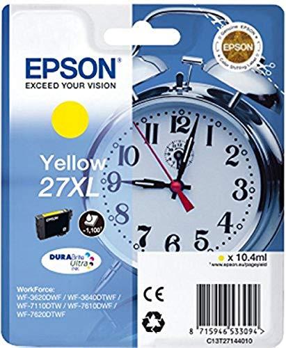 Epson T2714 Yellow Ink Cartridge XL