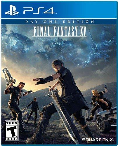 Square Final Fantasy XV - PlayStation 4