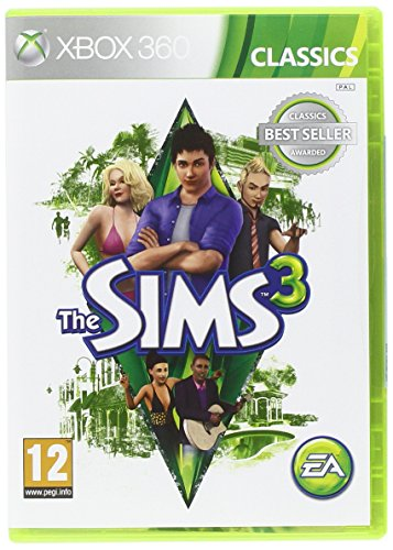Electronic Arts The Sims 3 - Best Sellers [Xbox 360]