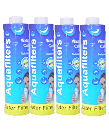 CHIRAG DISTRIBUTION Chirag RO 9'' Candle for Kent and Other Water Purifier Quality 4 pcs