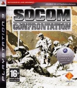 Sony Socom: Confrontation (PS3)
