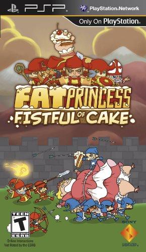 Sony Fat Princess: Fistful of Cake (PSP)