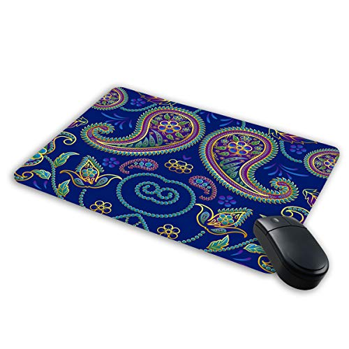 La Vienna Mousepad for Computer and laptops | Designer Print Mousepad | Floral Print Mouse pad