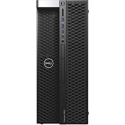 Dell Precision 5820 / Intel Xeon W-2123 / Win10Pro / 32GB(2X16GB) / Quadro P400 2GB GFX / 1TB / DVD RW / 3 Years NBD Warranty