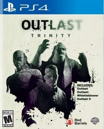 Warner Home Video - Games Outlast Trinity - PlayStation 4