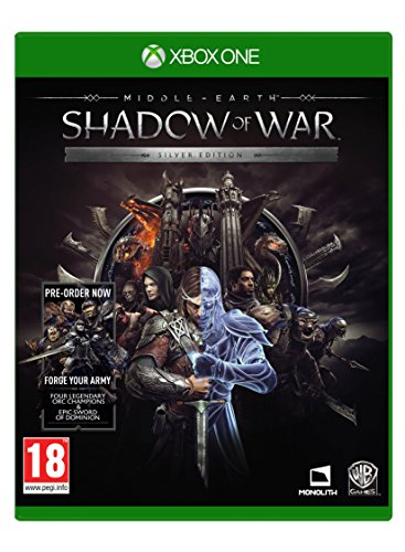 Brothers Middle-Earth: Shadow of War - Silver Edition (Xbox One)