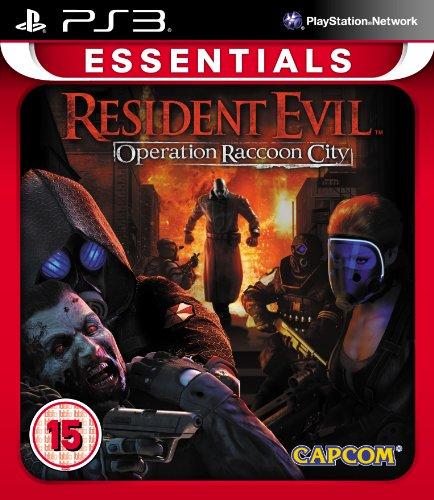 Capcom Resident Evil: Operation Raccoon City: PlayStation 3 Essentials (PS3)