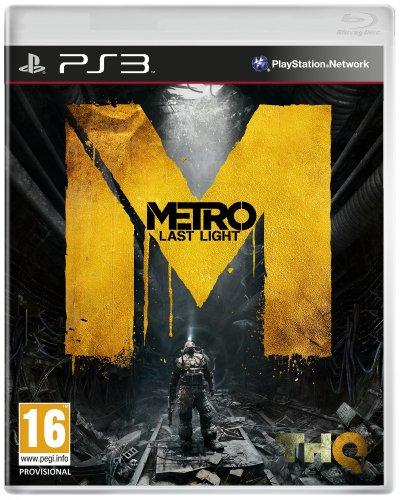 deep silver Metro Last Light (PS3) Playstation 3