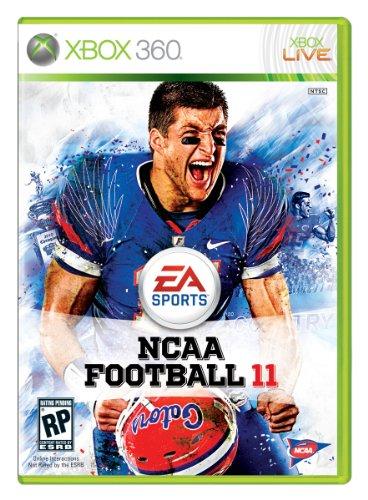 Electronic Arts NCAA Football 11 - Xbox 360