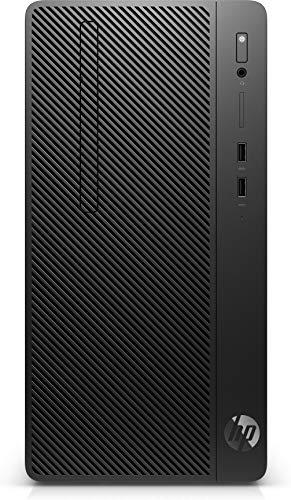 HP TPC W043 MT Micro Tower Desktop (Intel Pentium Dual Core G4400 3.3GHz/4GB DDR4/1TB/DOS/Integrated Graphics)