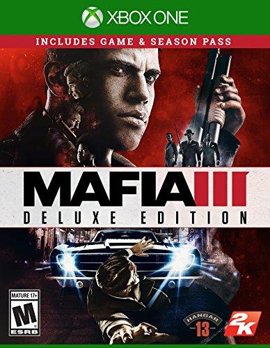 2K Mafia III Deluxe Edition - Xbox One