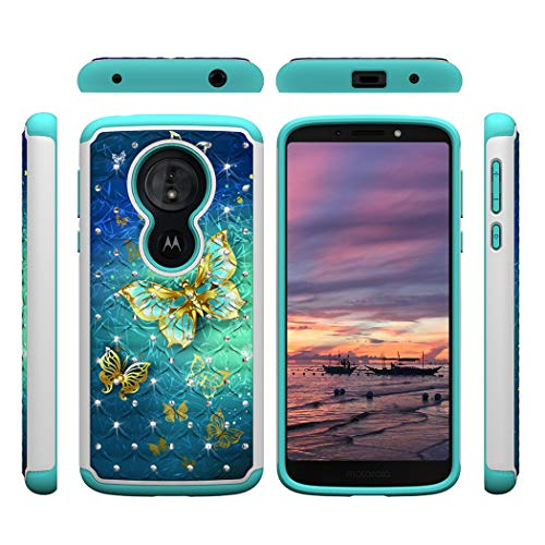 Bangcool Moto G6 Play Case Shockproof Fashion Phone Cover for Moto G6 Play