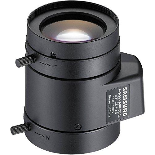 Samsung 3 Megapixel Varifocal Lens 5-50mm DC Auto-Iris, Model No.:SLA-M550DV