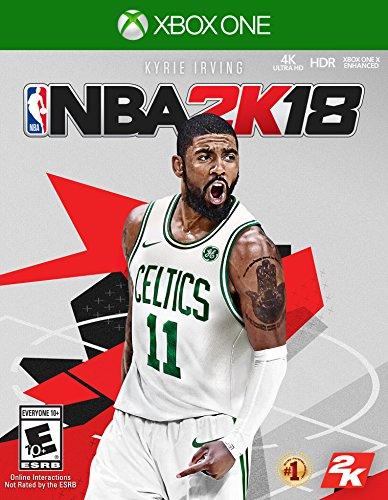 2K GAMES Nba 2K18 Standard Edition - Xbox One