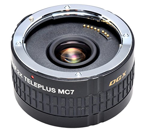 Kenko DGX MC7 2X C-AF Prime Lens for Canon DSLR Camera