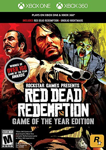 Rockstar Games Red Dead Redemption (Xbox One / Xbox 360) [Game of the Year GOTY Edition]
