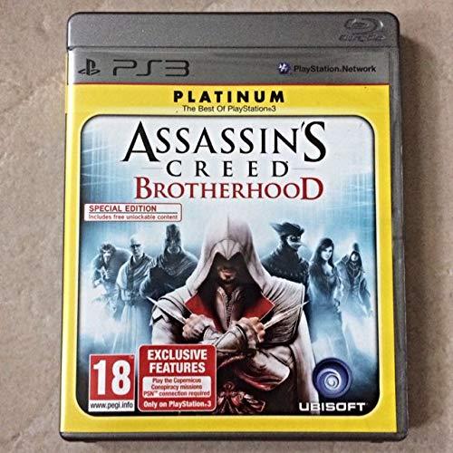 Ubisoft Entertainment LTD Assassin's Creed Brotherhood Platinum