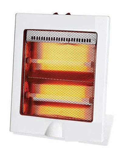 Generic Sainibros Quartz Heat Glow Plus 800-Watt Room Heater (White)