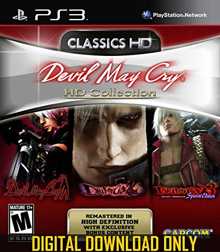 Capcom Devil May Cry - HD Collection (PS3 - Digital Code)