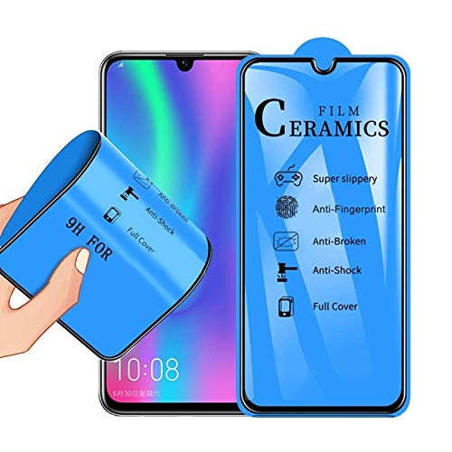 ZCLINXHEFSDSS Cell Phone LCD Protective Film 2.5D Full Glue Full Cover Ceramics Film for Huawei Huawei Honor 10