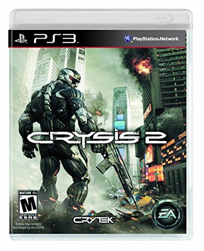 Electronic Arts Crysis 2 (PS3)