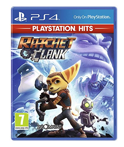 Sony Ratchet and Clank (PS4) - PlayStation Hits (PS4)