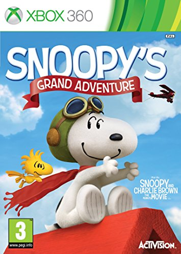 Peanuts Movie: Snoopy's Grand Adventure (Xbox 360)