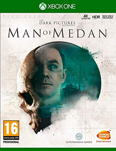 Namco The Dark Pictures Anthology: Man of Medan (Xbox One)