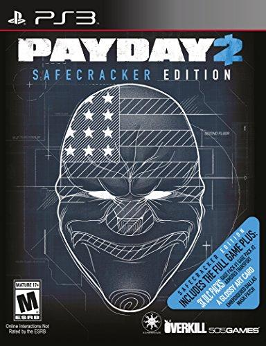 505 Games Payday 2: Safecracker (PS3)