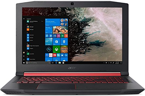 Acer Nitro 5 AN515-52 Core i7 8th Gen 8750H Processor 15.6-inch FHD Gaming Laptop (8GB RAM /128 GB SSD with 1TB HDD/Windows 10/NVIDIA GTX Graphics 1050Ti 4GB GDDR5/Black/2.7kg)