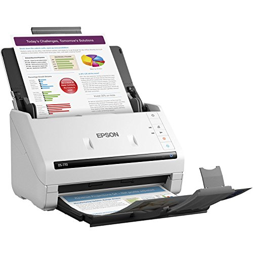 Epson DS770 Workforce Scanner