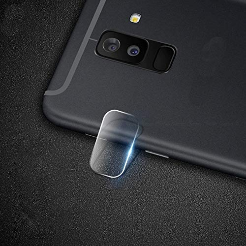 ZCLINXHEFSDSS Mobile Phone Tempered Glass Film 10 PCS for Galaxy A6 (2018) 0.3mm 2.5D 9H Rear Camera Lens Flexible Tempered Glass Film