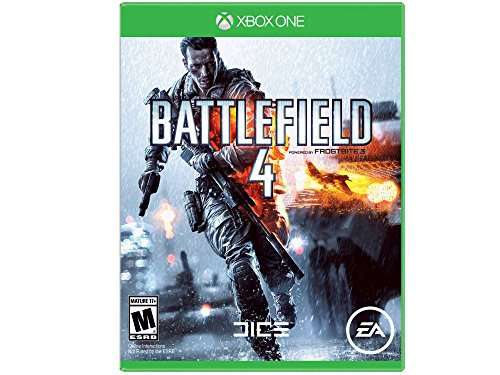 Electronic Arts Battlefield 4 - Standard Edition (Xbox One)