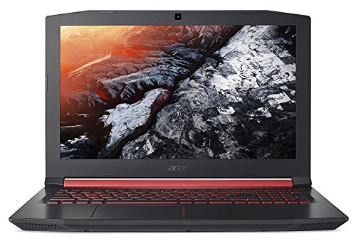 "Acer Nitro 15.6"" FHD Gaming Laptop PC, Intel Core i5-7300HQ Quad-Core, NVIDIA GeForce GTX 1050, 8GB DDR4, 1TB HDD+128GB SSD, Windows Mixed Reality Ultra Ready, Windows 10"