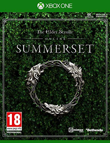 Bethesda The Elder Scrolls Online Summerset Xbox One