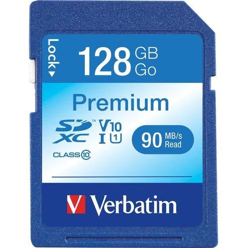 Verbatim 128 GB Premium (SDXC)Class 10