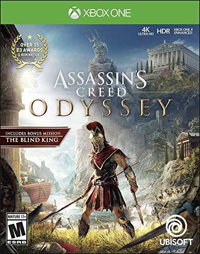 UBI Soft Assassin's Creed Odyssey Standard Edition - Xbox One