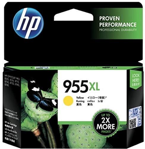 HP 955 XL Yellow Ink Cartridge L0S69Y (L0S69AA) HP 955XL
