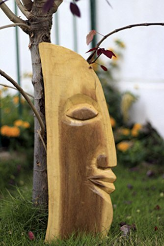 Chanchal Wooden Side Face