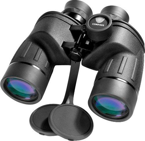 Barska AB11042 7x50 Battalion Close Focus Binocular with Internal Rangefinder And Compass
