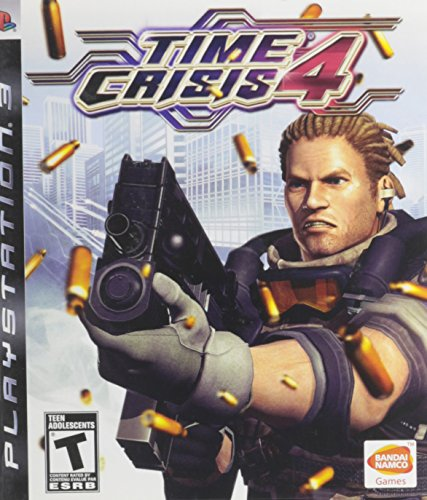 Bandai Time Crisis 4 - Without Guncon Gun (PS3)