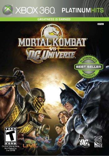 MIDWAY Mortal Kombat Vs DC Universe (Xbox 360)