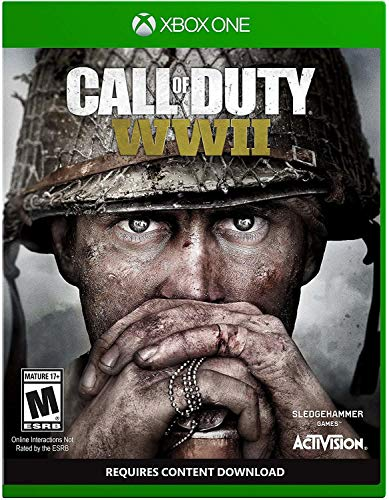 Activision Blizzard Inc Call of Duty WWII (Xbox One)