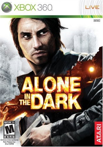 Atari Inc. Alone in the Dark - Xbox 360