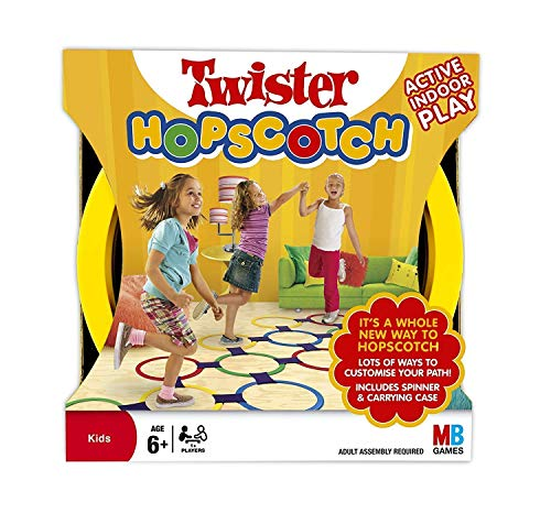 mittali dispatch 13 Rings Twister Hopscotch Indoor Game Set Toys for Kids Toys for Baby Boys Toys for Baby Girls.