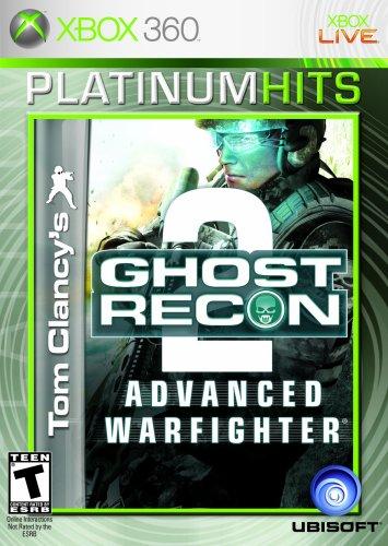 UBI Soft Tom Clancy's Ghost Recon Advanced Warfighter 2 (Xbox 360)