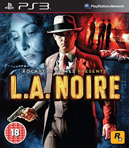 E Xpress Interactive L.A. Noire
