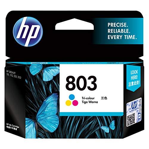 HP 803 TRI ORIGINAL INK CARTRIDGE