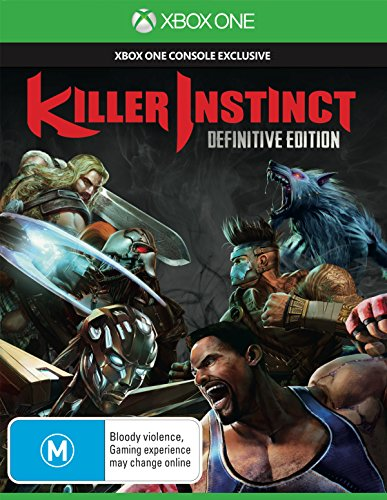 Microsoft Killer Instinct - Definitive Edition (Xbox One)